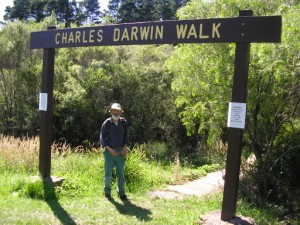 In the Steps of Charles Darwin