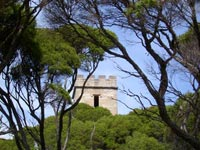 1. Boyd's Tower at Twofold Bay