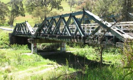 BLUE TRAIL 42:     McKanes Bridge, Middle Cox's Catchment