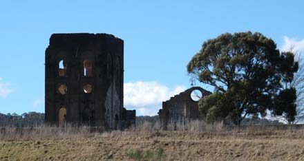 BLUE TRAIL 7:  Blast Furnace Park and Lake Pillans, Lithgow
