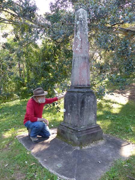 A Hidden Hawkesbury Memorial