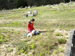 Buried in Katoomba