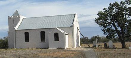 Ebenezer:  The Mission on a Limestone Ridge