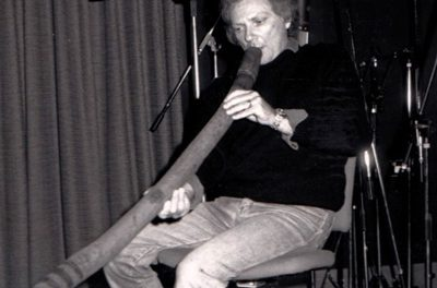 Matthew's Didgeridoo