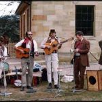 The Rouseabouts – a rattling good bush band