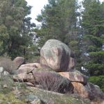 BLUE TRAIL 23: OLD POST OFFICE AND GRANITE COUNTRY, Hartley