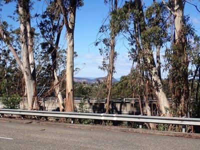 Blue Trail Village Scenes No 1
